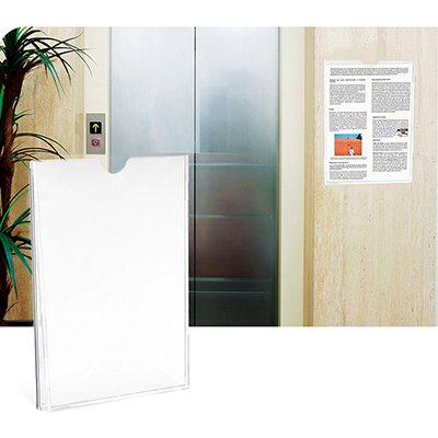 Quadro de aviso Office A4 frontal 10090013 Waleu PT 1 UN