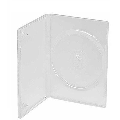 Capa p/Dvd em plástico transparente Levox PT 5 UN