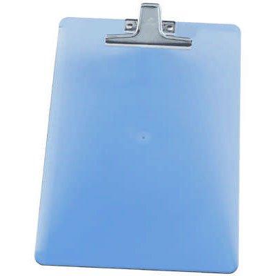 Prancheta poliestireno oficio azul prendedor metálico 930.2 Acrimet PT 1 UN