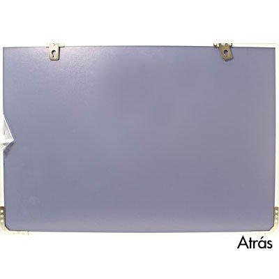 Quadro branco 60x40 moldura aluminio AL-4060 Easy Office PT 1 UN