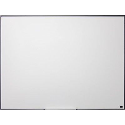 Quadro branco 120x90 moldura aluminio AL-90120 Easy Office PT 1 UN