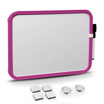 Quadro magnético 27,6x21,2 moldura polipropileno pink PP2721 Easy Office PT 1 UN