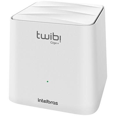 Roteador wireless Mesh 1200Mbps Twibi Giga+ 4750078 Intelbras CX 1 UN