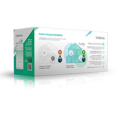 Roteador wireless Mesh1200Mbps Twibi Giga+ 4750079 Intelbras CX 1 UN
