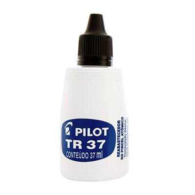 Reabastecedor p/pincel atômico 37ml preto 1060001 Pilot PT 1 UN