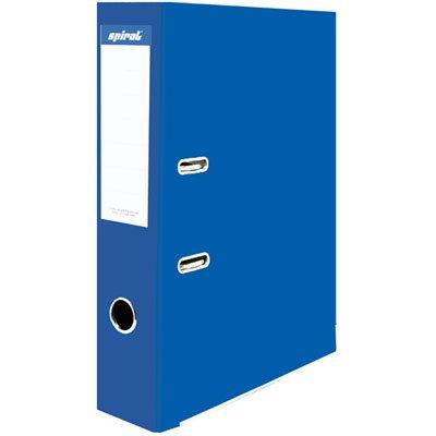Registrador a/z c/visor ofício LL pokf azul Spiral PT 1 UN