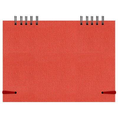 Risque Rabisque 80 folhas, 275 x 203mm, Nature vermelho, 904K2-183K Pombo - PT 1 UN