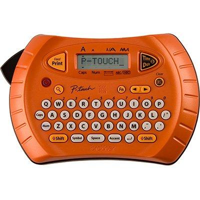 Rotulador eletrônico laranja PT-70 Brother BT 1 UN