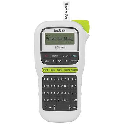 Rotulador eletrônico portátil PTH110 Brother BT 1 UN