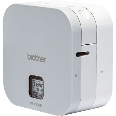 Rotulador eletrônico PTP300BT Brother BT 1 UN