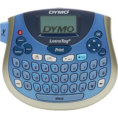 Rotulador eletrônico Letratag plus LT100T azul 1733011 Dymo PT 1 UN