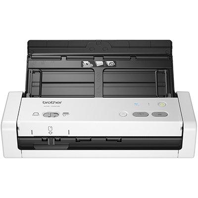 Scanner portátil Wireless ADS-1250W Brother CX 1 UN