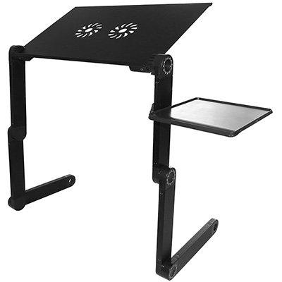 Mesa para notebook articulado c/ mouse pad Vexz Vex CX 1 UN