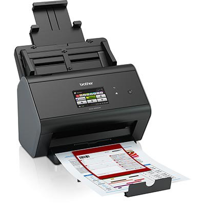 Scanner mesa compacto ADS2800W Brother CX 1 UN