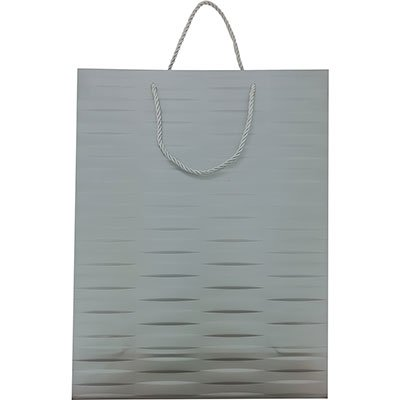 Sacola para presente papel 30x42x12cm stripes 18563 Yazi PT 1 UN