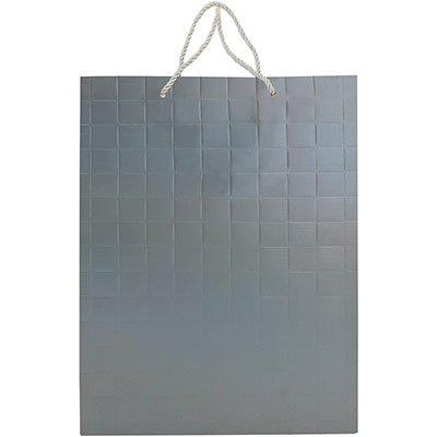 Sacola para presente papel 18x23x10cm blocos sortidos 18557 Yazi PT 1 UN
