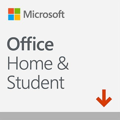 Office 2019 Home and Student (Word, Excel e PowerPoint) 1 Licença Permanente - DOWNLOAD - Microsoft UN 1 UN