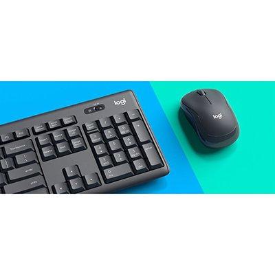 Kit (teclado/mouse) sem fio MK295 920-009793 Logitech PT 1 UN