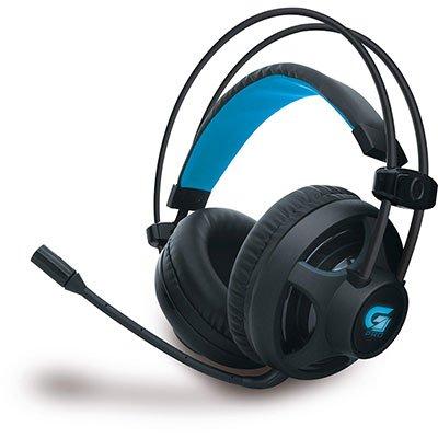 Headset Gamer P2/USB Pro H2 preto 64390 Fortrek CX 1 UN