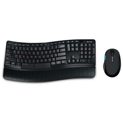 Kit wireless (teclado/mouse) Comfort Sculpt L3V-05 MFT Microsoft CX 1 UN