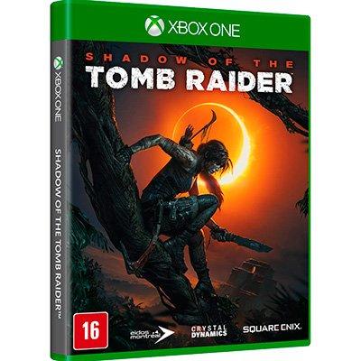 Jogo Shadow of The Tomb Raider XBox One SE183XB1 Square Enix PT 1 UN