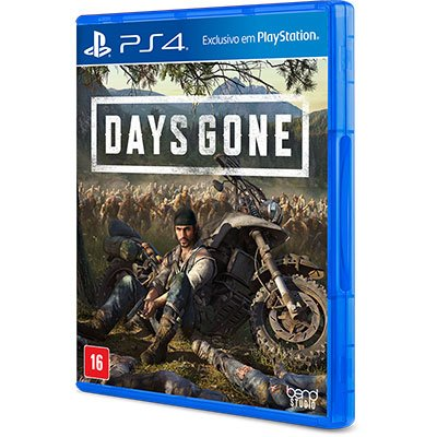 Jogo Days Gone PS4 Sony PT 1 UN