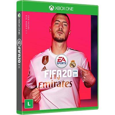 Jogo FIFA 20 Edição Vanilla Xbox One Electronic Arts PT 1 UN