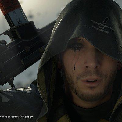Jogo Death Stranding PS4 Sony PT 1 UN