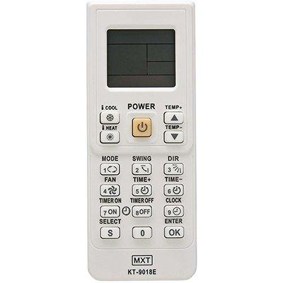 Controle remoto p/ ar condicionado 2311004 Mxt PT 1 UN