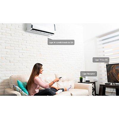 Controle Universal IR Smart infravermelho Izy 4680001 Intelbras PT 1 UN
