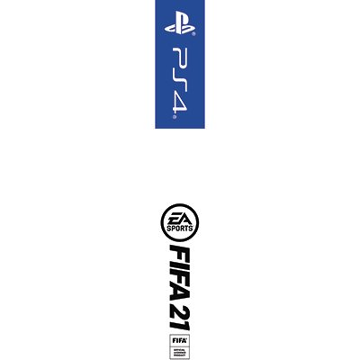 Jogo Fifa 21 BR PS4 Electronic Arts CX 1 UN