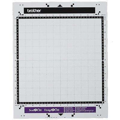 Esteira adesiva de aderência padrão 30x30 cm CAMATSTD12 Brother - PT 1 UN