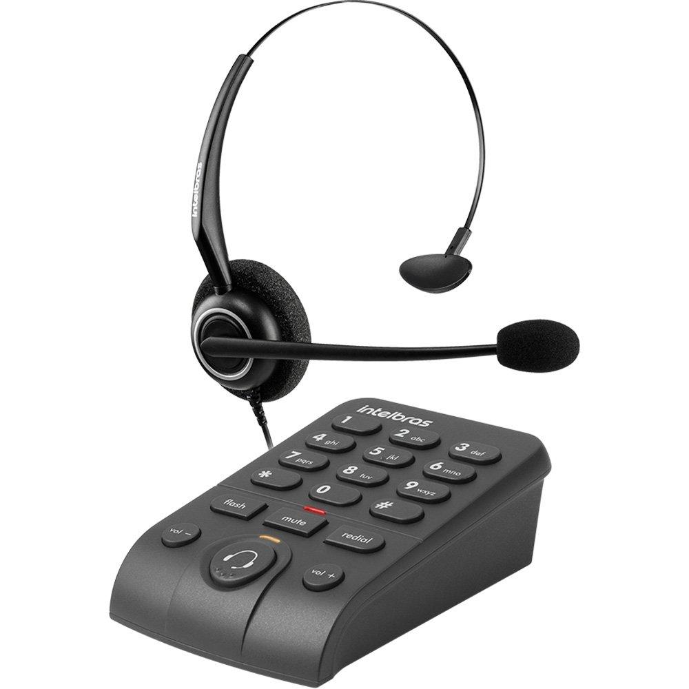 Telefone com Headset