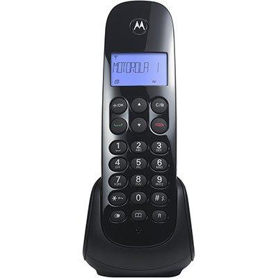 Telefone s/ fio Dect 6.0 c/ identificador de chamadas + 1 ramal MOTO700-MRD2 Motorola CX 1 UN