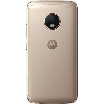 Smartphone Moto G5 Plus XT1683,  TV Digital, Dual Chip, Android 7.0, Memória Interna de 32gb, Câmera de 12mp, Dourado - Motorola CX 1 UN