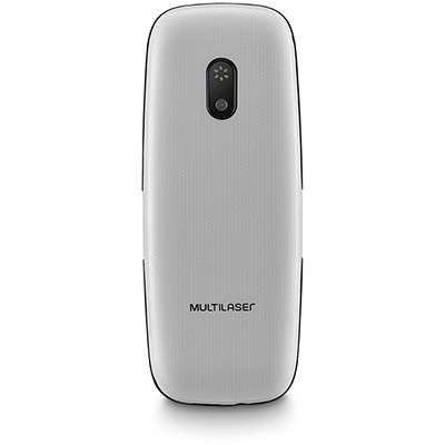 "Telefone celular Up Play Dual Chip VGA 1.8"" BC P9077 Multilaser CX 1 UN"