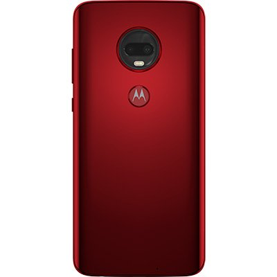"""Smartphone Moto G7 Plus XT1965, Android 9, Memória Interna de 64gb, Tela de 6,24"""", Rubi - Motorola CX 1 UN"""