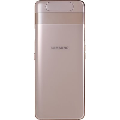 "Smartphone Galaxy A80 A805, Android 9, Armazenamento de 128gb, Câmera de 48mp, Octa-Core, Tela de 6,7"", Rose - Samsung CX 1 UN"