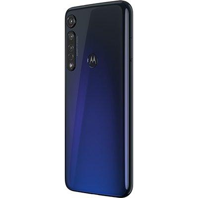 "Smartphone Moto G8 Plus XT2015-2, Memória Interna de 64gb, Câmera de 48mp, Tela de 6.3"", Azul - Motorola CX 1 UN"