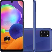 Smartphone Galaxy A31 A315G Andr. 10 128gb 48mp 6.4AZ Samsung CX 1 UN