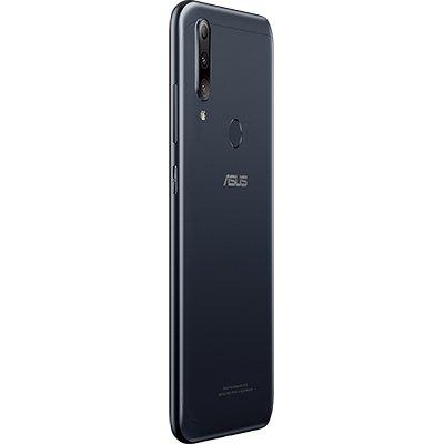 """Smartphone Zenfone Shot Plus ZB634KL-4A018, 64GB de Armazenamento Interno + 64GB com Cartão MicroSD, Câmera Traseira Tripla: 12MP+5MP+8MP, Câmera Frontal de 8MP, Tela de 6.2"""", Preto - Asus CX 1 UN"""