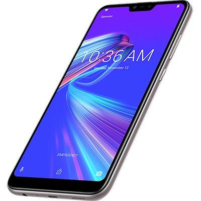 "Smartphone Zenfone Shot Plus ZB634KL-4A018, 64GB de Armazenamento, Câmera Frontal de 8MP, Câmera Traseira Tripla 12MP + 5MP + 8MP, Tela de 6.2"", Prata - Asus CX 1 UN"