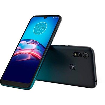 """Smartphone Moto E6s XT2053-2 32gb 13mp 6.1"""" AZ Motorola CX 1 UN"""