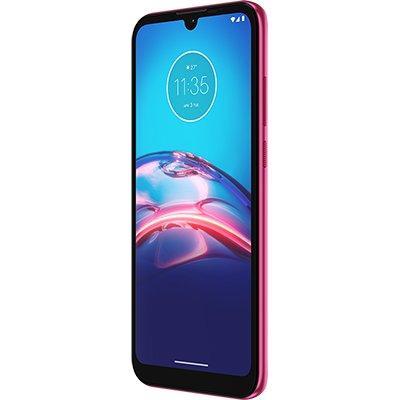 Smartphone Moto E6s XT2053-2, Android 9, 32GB de Armazenamento, Câmera Frontal de 5MP, Câmera Traseira Dupla de 13MP + 2MP, Tela 6.1, Vermelho - Motorola CX 1 UN