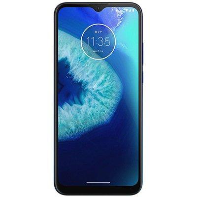Smartphone Moto G8 XT2055-2, Android 9, 64GB de Armazenamento, Câmera Frontal de 8MP, Câmera Traseira Dupla de 16MP + 2MP, Tela 6.5, Azul navy - Motorola CX 1 UN