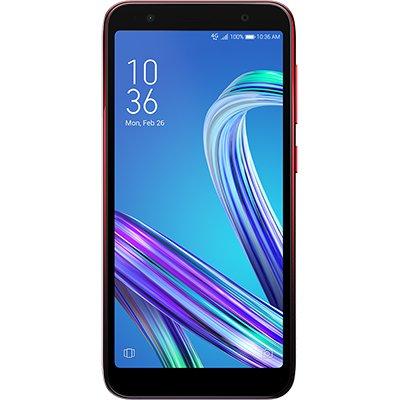 """Smartphone Zenfone Live L2 ZA550KL, Android Oreo, 32GB de Armazenamento, Câmera Frontal de 5MP, Câmera Traseira de 13MP, Tela de 5.5"""", Vermelho - Asus CX 1 UN"""