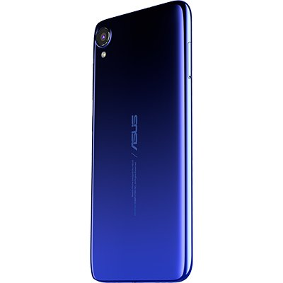 "Smartphone Zenfone Live L2 ZA550KL, Android Oreo, 32GB de Armazenamento, Câmera Frontal de 5MP, Câmera Traseira de 13MP, Tela de 5.5"", Azul - Asus CX 1 UN"