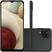 Smartphone Galaxy A12 SM-A125M And.10 64gb 48mp 6.5PT Samsung CX 1 UN