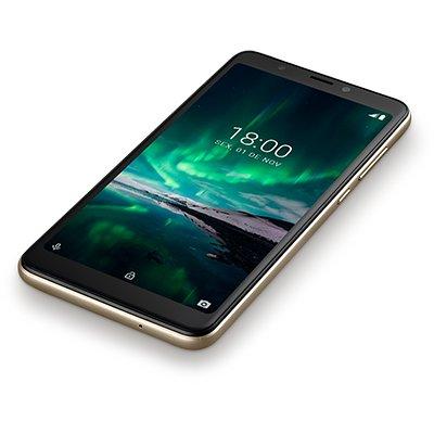"Smartphone MultilaserF Pro 16gb5mp5.5""DO P9119 Multilaser CX 1 UN"