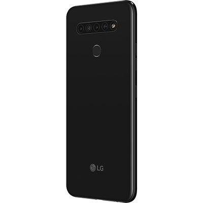 """Smartphone K41S LMK410BMW, Android 9, 32GB de Armazenamento, Câmera Frontal de 8MP, Câmera Traseira Quádrupla de 13MP + W5M + D2M + M2M, Tela de 6.5"""", Preto - LG CX 1 UN"""